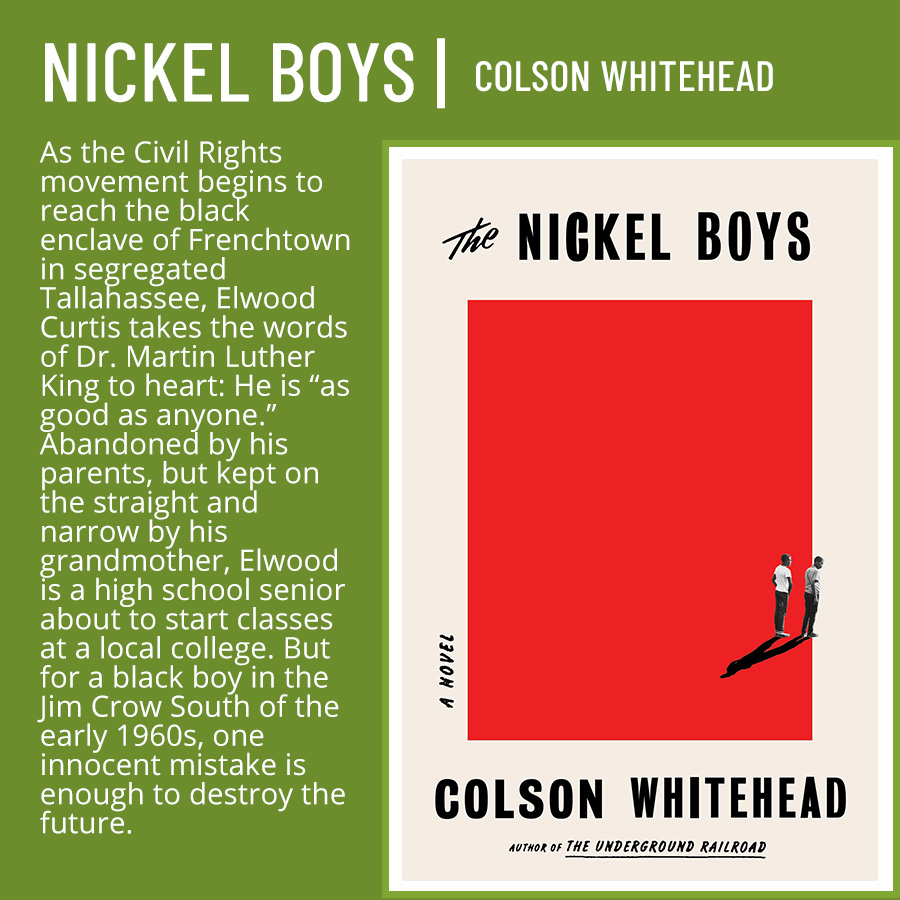 nickel boys book